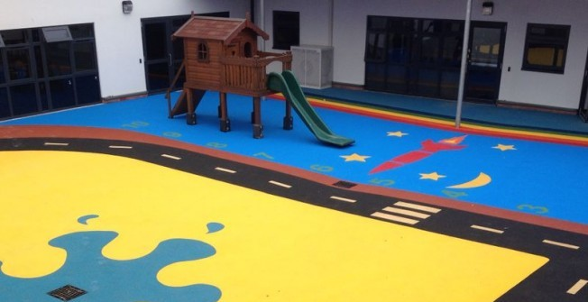 Fun Playground Designs in Anick